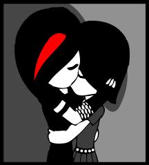 Dibujos Emo De Amor Foroamorcom